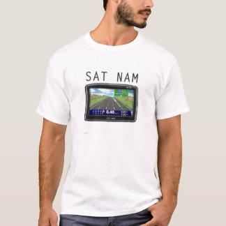 SAT NAMのTシャツ Tシャツ