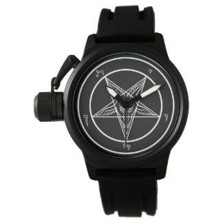 SatanのBaphomet教会 腕時計