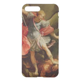 Satanを敗北させている大天使ミハエル iPhone 8 Plus/7 Plus ケース