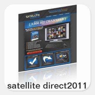 SatelliteDirect2011 スクエアシール
