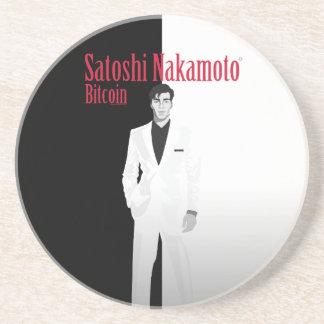 Satoshi Nakamoto コースター