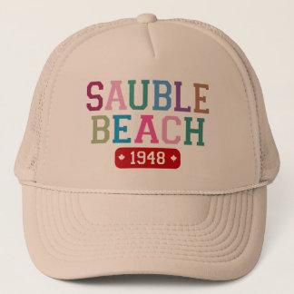Saubleのビーチ1948年 キャップ