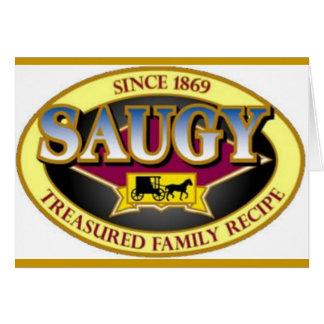 Saugy株式会社 カード