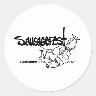 sausagefestギア ラウンドシール