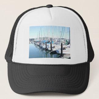 SAUSALITOのCALFORNIA港…. キャップ