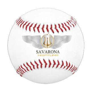 Savaronaネプチューンのロゴの野球 ベースボール