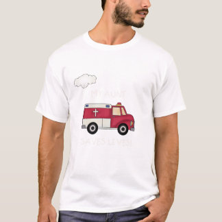 Saves Lives私の叔母さん Tシャツ