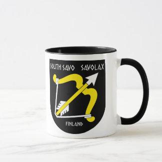 Savo南フィンランドのマグ マグカップ