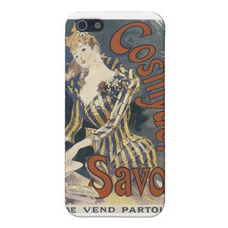 Savonの石鹸ポスター iPhone 5 カバー