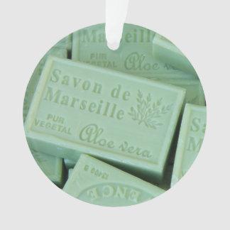 Savon deプロバンス- Traditonalのフランス人の石鹸 オーナメント