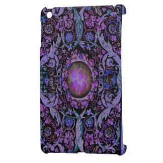 Savonnerieのカーペット1 (紫色) iPad miniケース