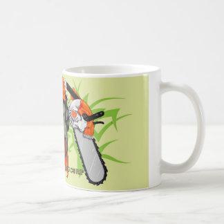 Sawbones コーヒーマグカップ