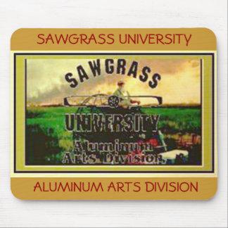 SAWGRASS大学アルミニウム芸術部 マウスパッド