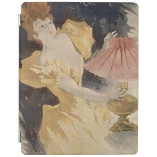 Saxoleineのフランスの1890年代 iPadスマートカバー