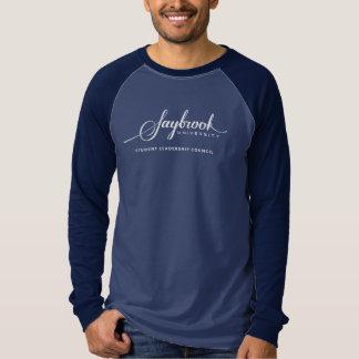 Saybrook SLCの人のRaglanの基本的なTシャツ Tシャツ
