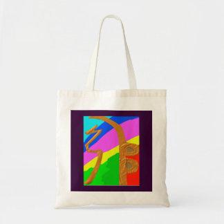 Sayhaykiの   はっきりしたな虹 トートバッグ