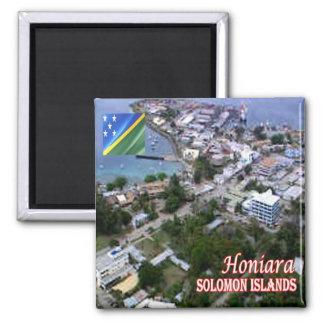 SB -ソロモン諸島-ホニアラ-一般的な見解 マグネット