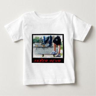 SBA103.SK8ER 4EVR. ベビーTシャツ