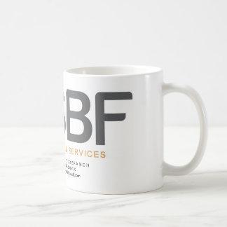 SBFの支払名簿-サンディエゴの枝 コーヒーマグカップ