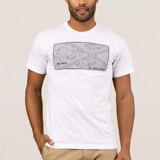 SBGオメガピクセル賭博のコミュニティ Tシャツ