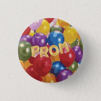 SBMのプロムの気球小型ボタンPin 3.2cm 丸型バッジ