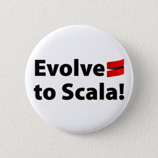Scalaボタンは、ロゴを展開させます 缶バッジ