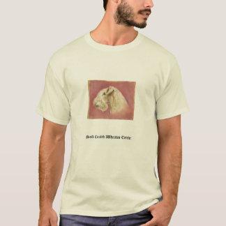 Scan0003_003_003の静かに上塗を施してあるWheatenテリア Tシャツ