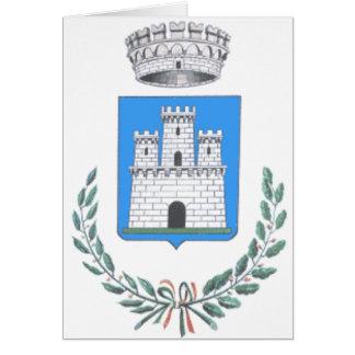 Scanno、イタリア(アブルッツォの地域) カード