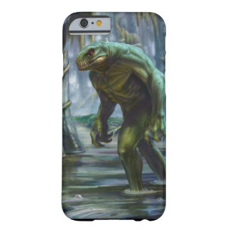 Scapeの鉱石の泥地のLizardman Barely There iPhone 6 ケース