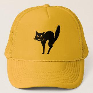 Scaredy猫のハロウィンの帽子 キャップ
