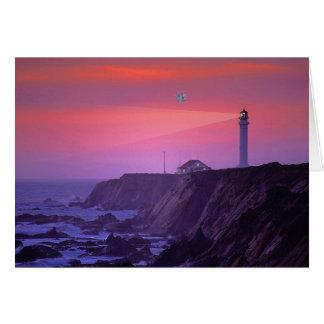 Scenics -灯台 カード