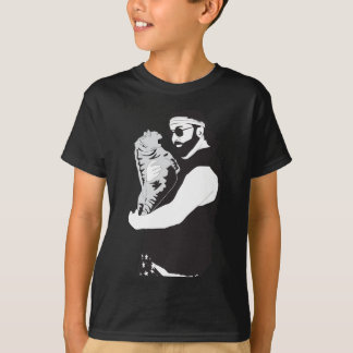 ScherrerpaloozaジェフおよびBoots.png Tシャツ