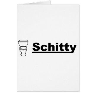 Schitty 2011年 カード