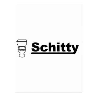 Schitty 2011年 ポストカード
