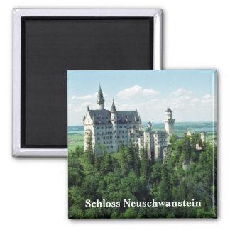 Schlossノイシュヴァンシュタイン城の磁石 マグネット