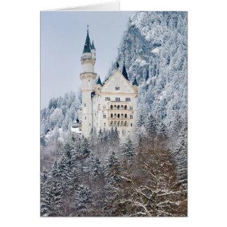 Schlossノイシュヴァンシュタイン城 カード