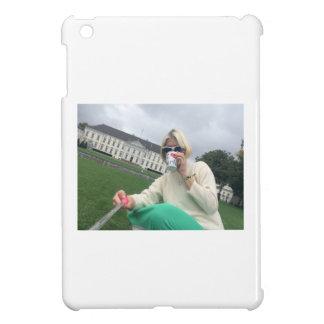 Schloss Bellevueの私!!! iPad Mini カバー