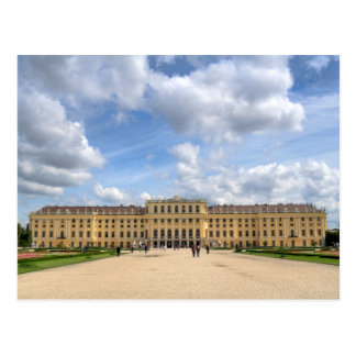 Schloss Schönbrunn ポストカード