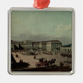 Schloss Schonbrunn 1759-60年 メタルオーナメント