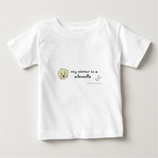 schnoodle -多くは繁殖します ベビーTシャツ