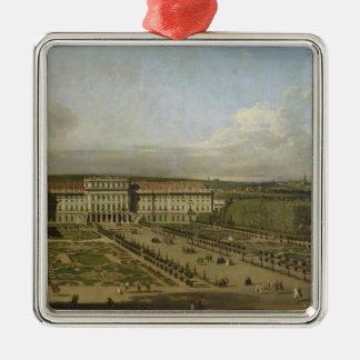 Schonbrunn宮殿および庭1759-61年 メタルオーナメント