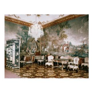 Schonbrunn宮殿のナポレオン部屋 ポストカード