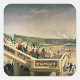 Schonbrunn宮殿の庭の宴会を招いて下さい スクエアシール