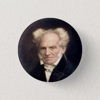 schopenhauer 3.2cm 丸型バッジ