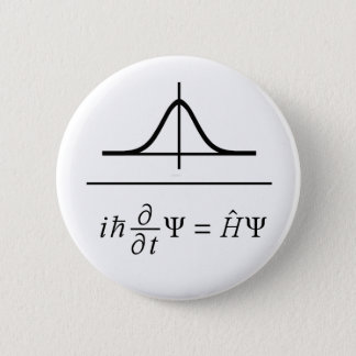 Schrödingerの同等化 缶バッジ