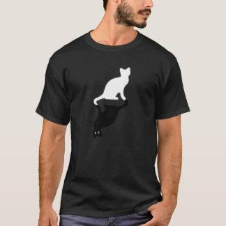 Schrodingerの猫 Tシャツ