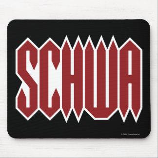 Schwa マウスパッド