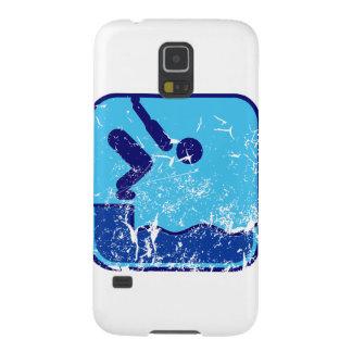 Schwimmen Galaxy S5 ケース