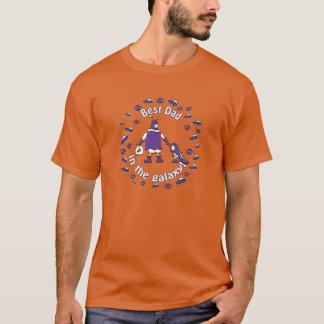 Sci Fiファンのパパ Tシャツ