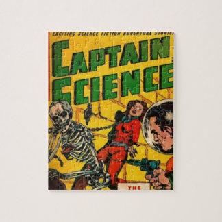 Science大尉 ジグソーパズル
